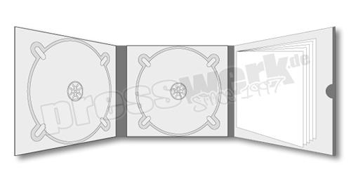 presswerk.de | CD-KP-1035 | 6s 2xCD 1 Booklet | cd pressen | CD-Digipack | CD-Booklet | presswerk münchen