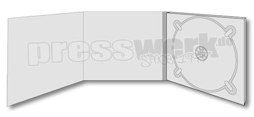 CD-KP-1095 | CD Digipack 6-seitig 1xCD rechts