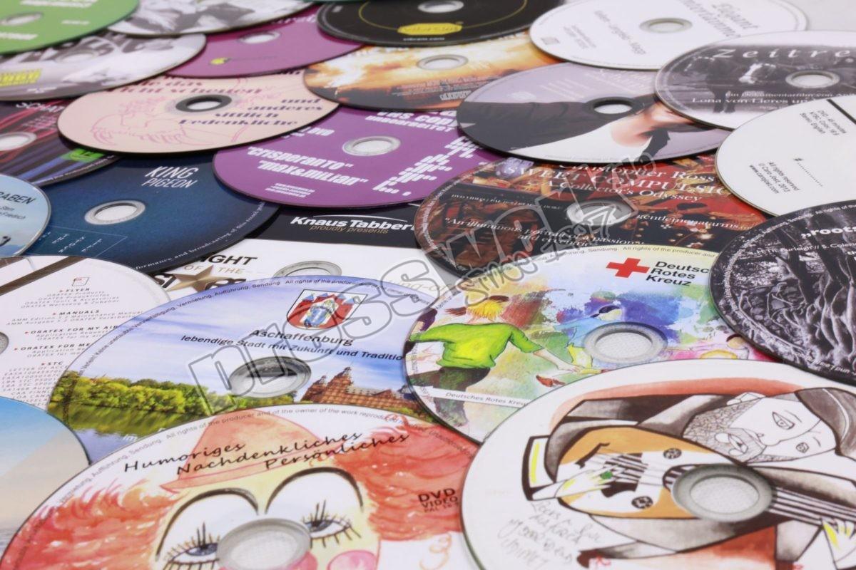 presswerk.de CD Kopieen