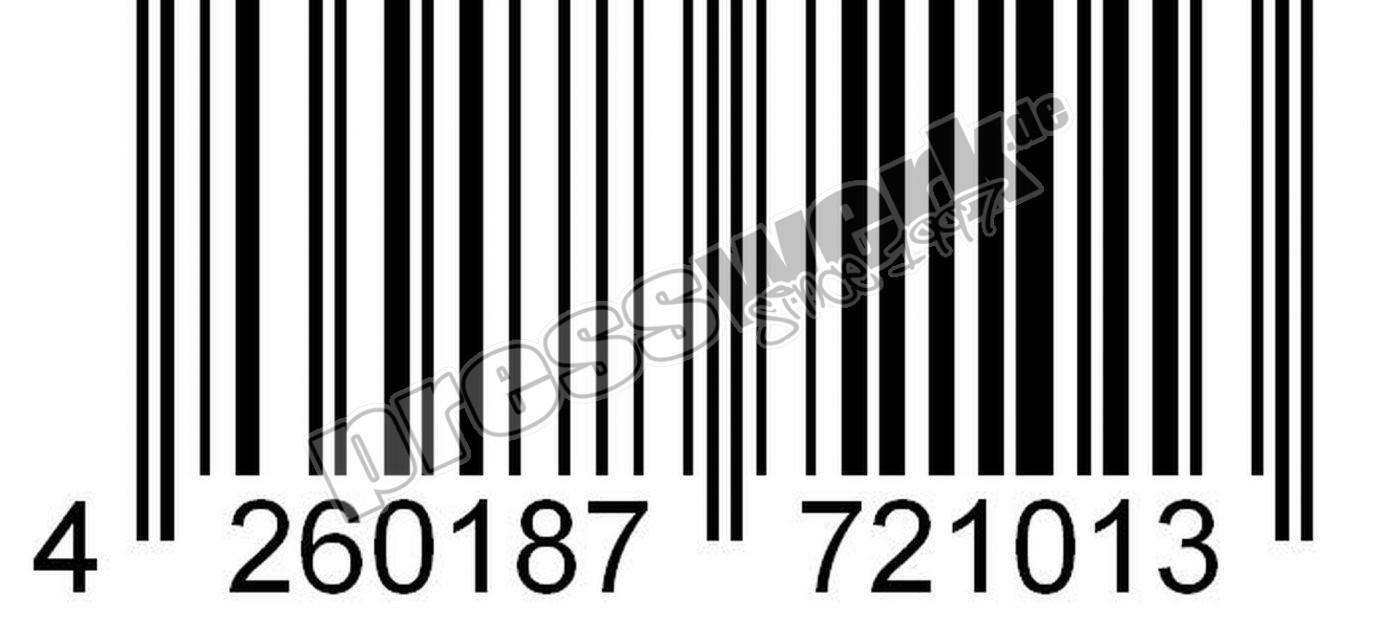 presswerk.de EAN Code | ISBN Code
