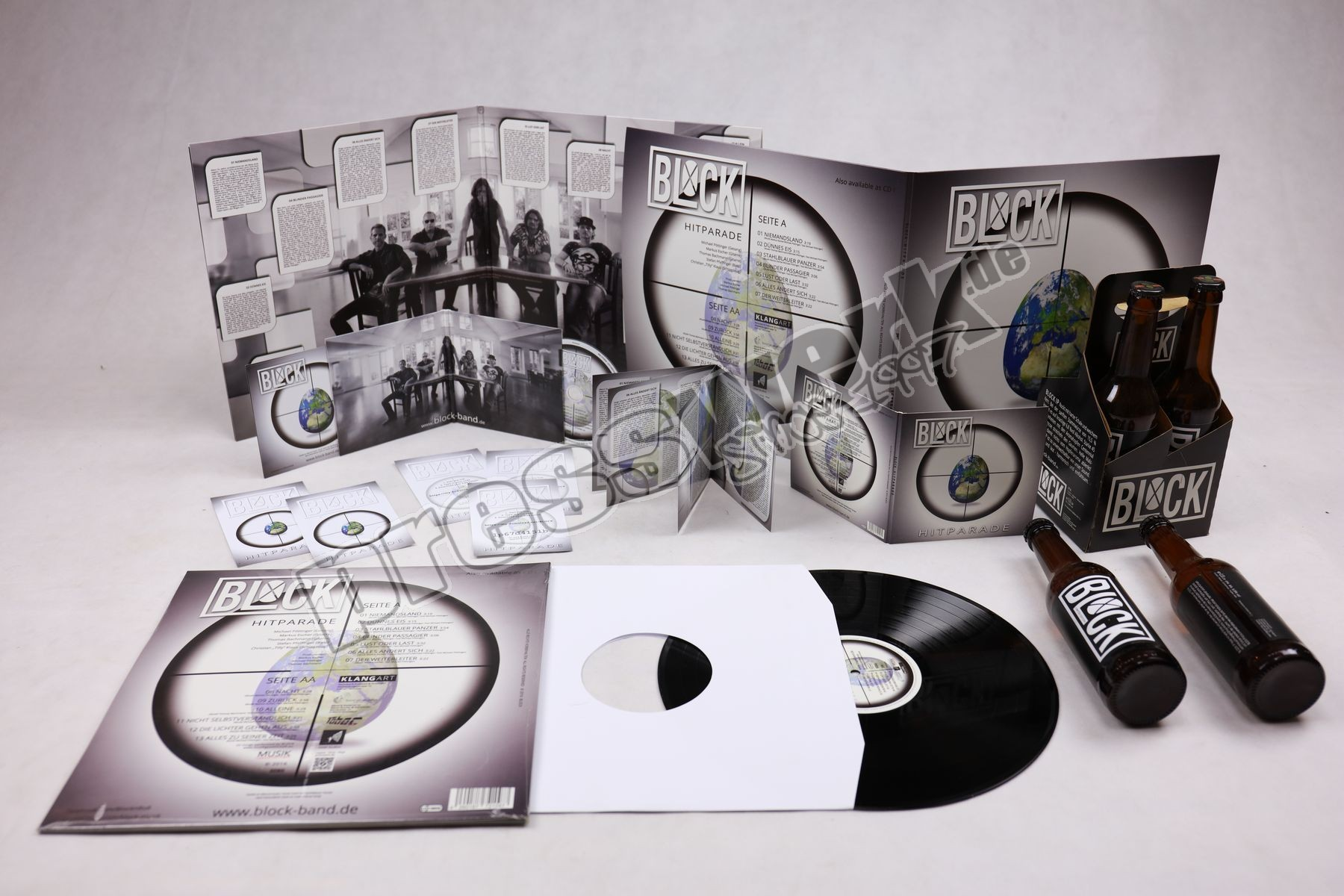 presswerk.de Vinyl Pressung