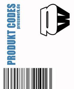presswerk Produkt Code