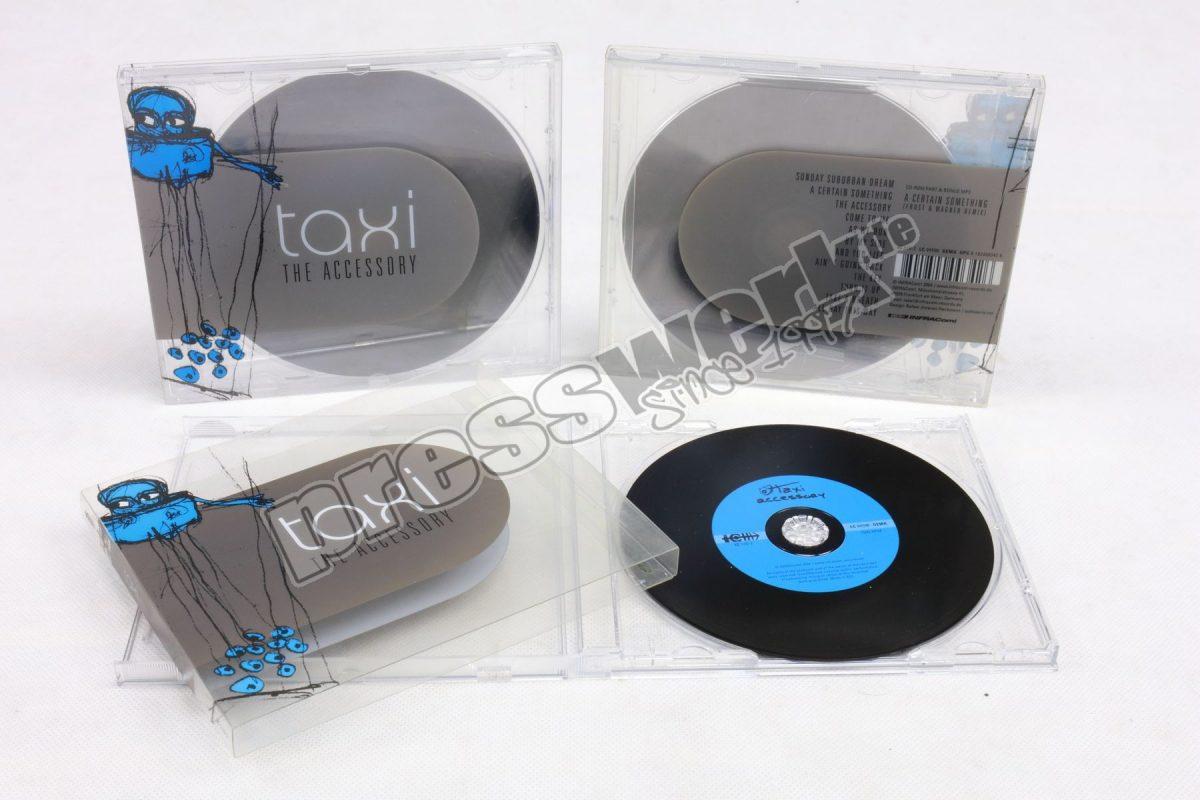 presswerk.de Vinyl look CD