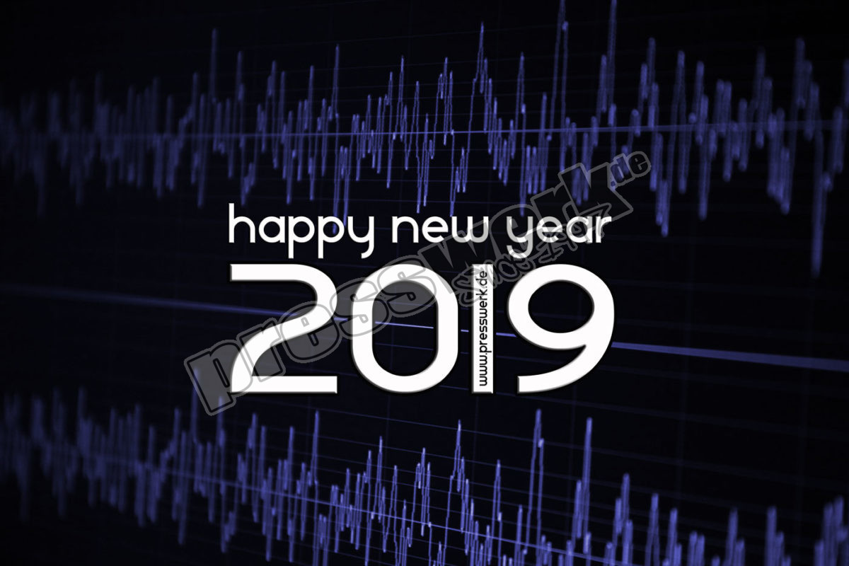 presswerk.de Happy New Year 2019